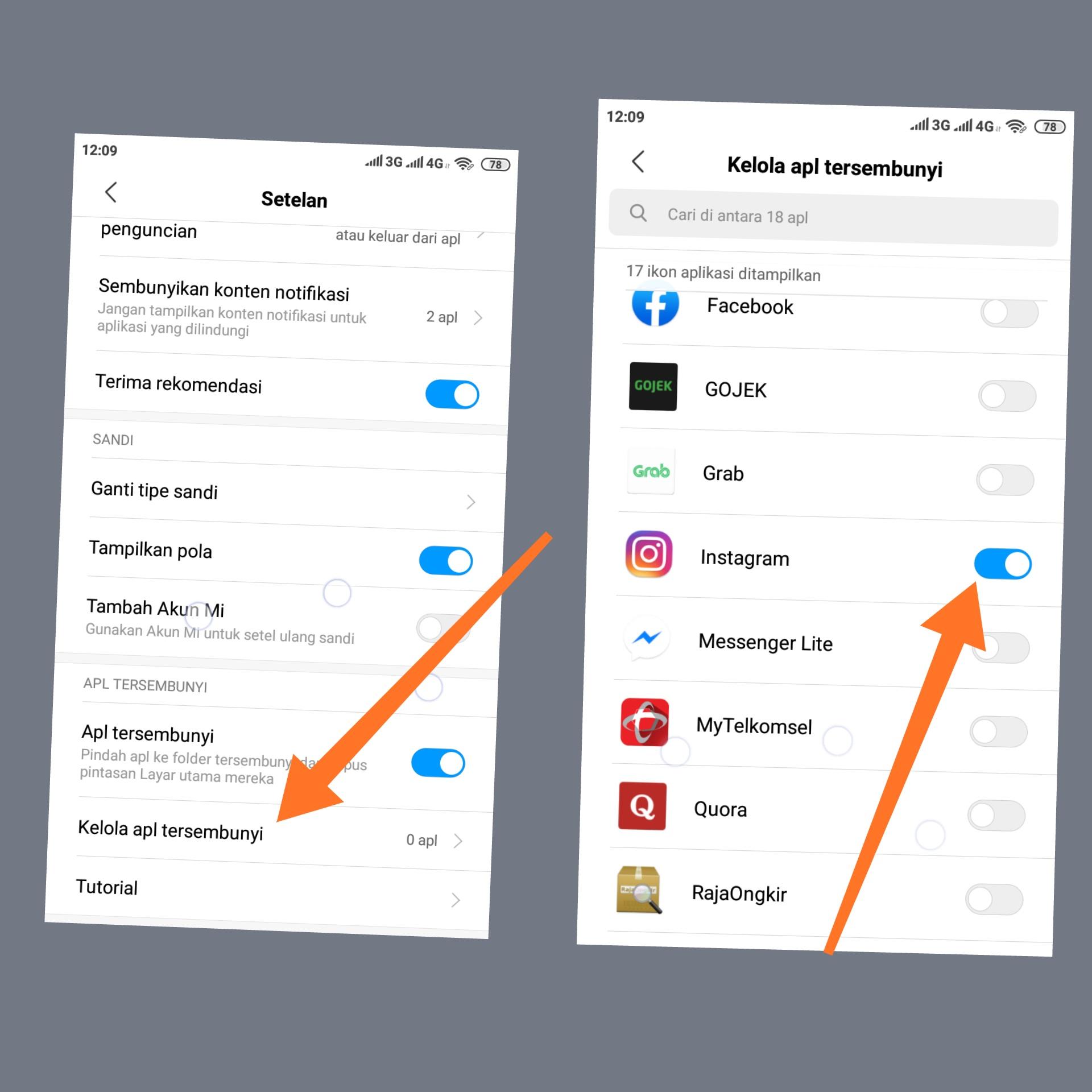 Cara Menyembunyikan Aplikasi Di Hp Xiaomi 5a Miui 11 Tanpa Root